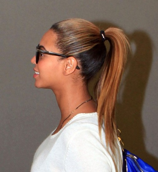 Cool Beyonce Knowles High Ponytail Hairstyle Hairstyles Weekly Schematic Wiring Diagrams Amerangerunnerswayorg