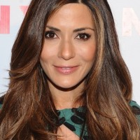 Celebrity Long Layered Hairstyles