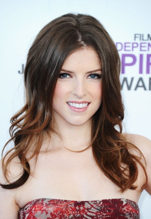 Fine Center Part Hairstyle With Bouncy Loose Waves Hairstyles Weekly Short Hairstyles Gunalazisus