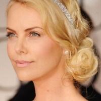 2013 Wedding Hairstyles: Beautiful Loose Bun Hairstyles for Wedding