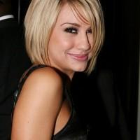 Chelsea Kane Cute short bob haircut