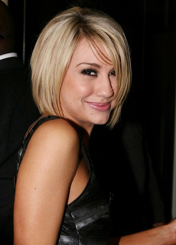 Chelsea Kane Cute Short Bob Haircut Hairstyles Weekly