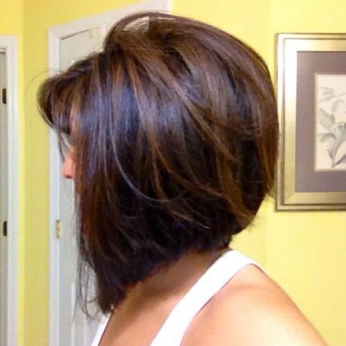 Enjoyable 100 Hottest Bob Haircuts For Fine Hair Long And Short Bob Short Hairstyles Gunalazisus