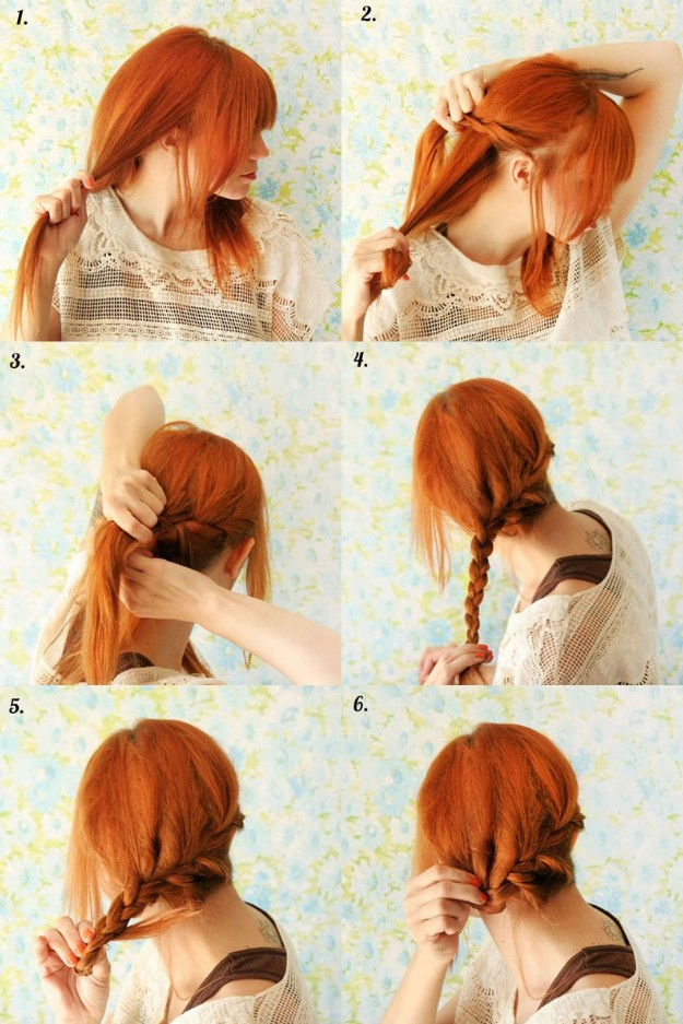 Perfect DIY Braid Hairstyle 625 x 937 · 157 kB · jpeg