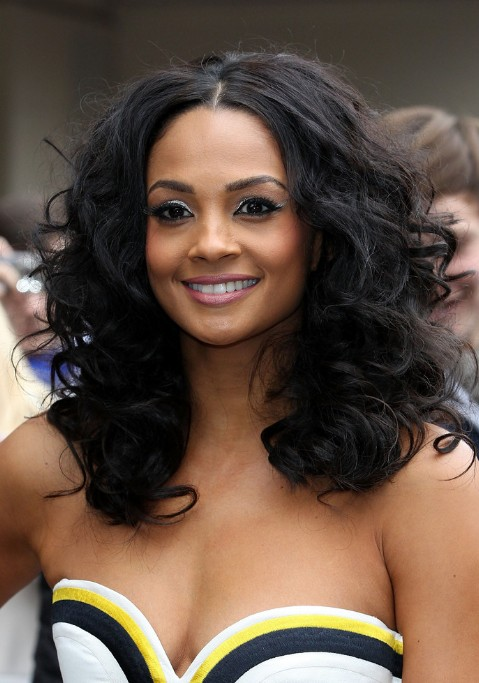 Cute Black Haircuts For Curly Hair