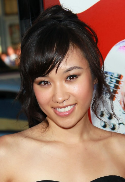 Cute Chinese Hairstyles for Girls