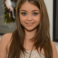 2013 Cute Long Straight Hairstyles for Girls