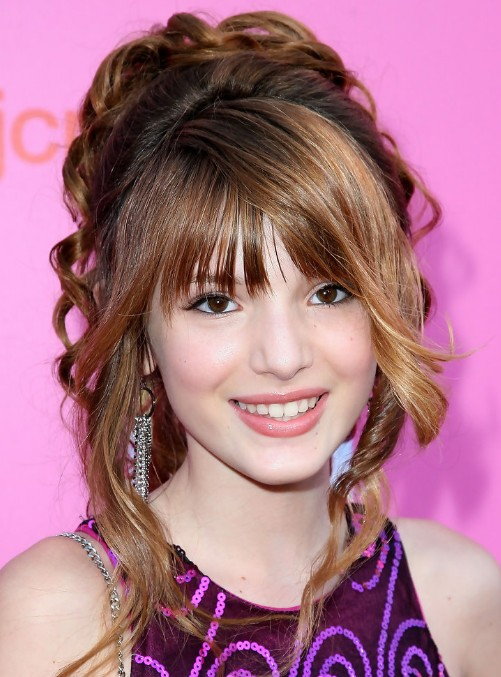 Brilliant Cute Hairstyles For Girls Prom Hairstyles Hairstyles For Women Draintrainus