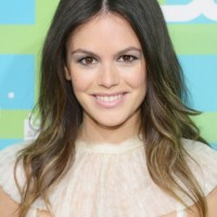 Rachel Bilson Cute Ombre Hair with Layers