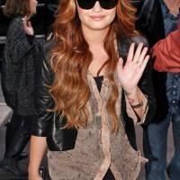 Demi Lovato Ombre Hair 200x200 رنگ موی سال 2013
