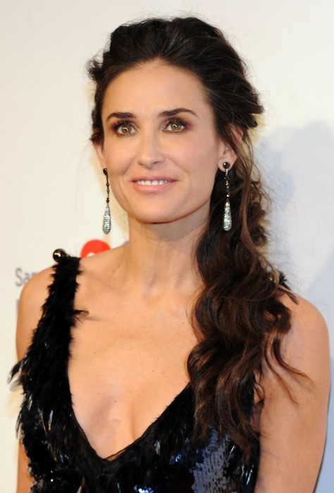 Demi Moore Formal Loose Ponytail for Curly Hair First, what is sex? Sex can mean a lot of different things to a lot of ...