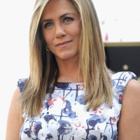 Jennifer Aniston Easy Hairstyles for Long Hair