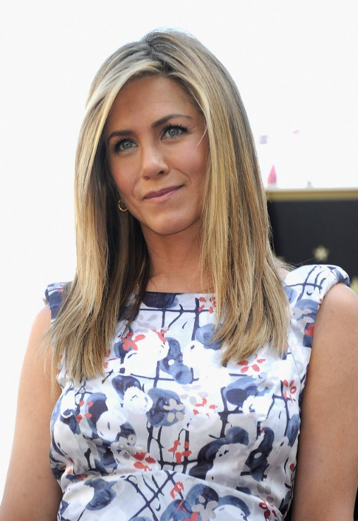How To Style Long Fine Hair Jennifer Aniston Easy Hairstyles For Long Hair  Hairstyles Weekly