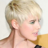 Feminine Short Haircuts 2013