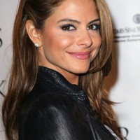 Maria Menounos Hairstyle for Long Hair