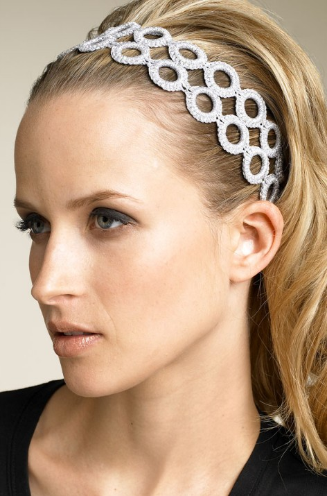 Hairstyles for 2013 headband رنگ موی سال 2013