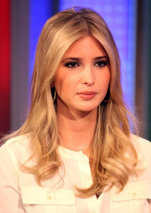 Ivanka Trump Layered Long Hairstyle Hairstyles Weekly