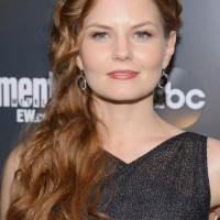 Jennifer Morrison Layered Long Hairstyle