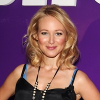 Jewel Kilcher Medium Blonde Wavy Hairstyle