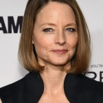 Jodie Foster Short Bob Hairstyle for Women Over 50