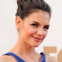 2013 Hairstyles: Cute Casual Loose Bun Updo Hairstyle for Summer