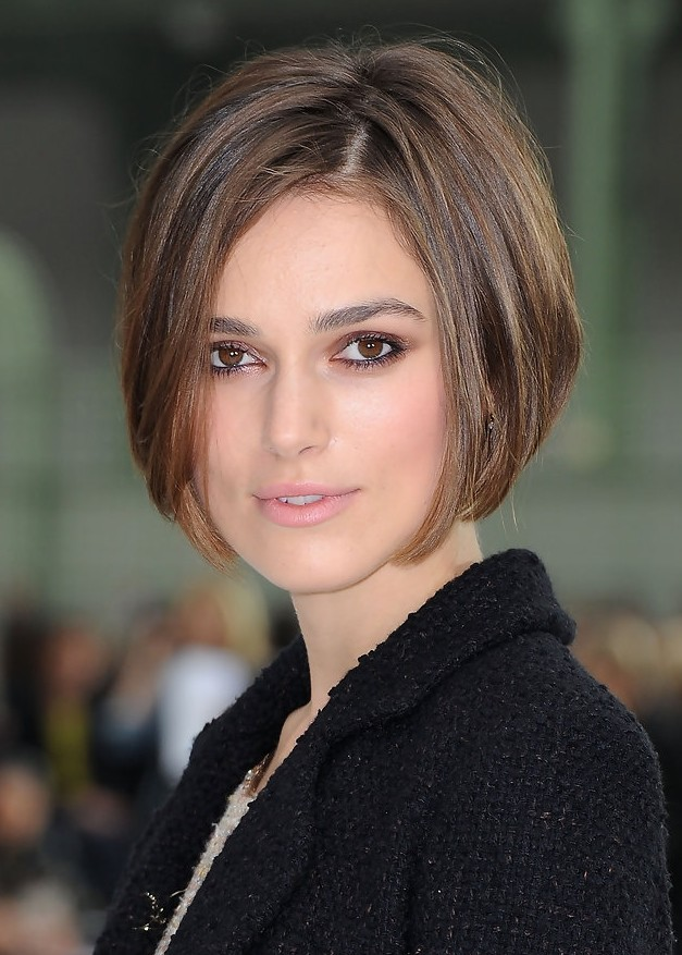 Keira Knightley Short Haircut