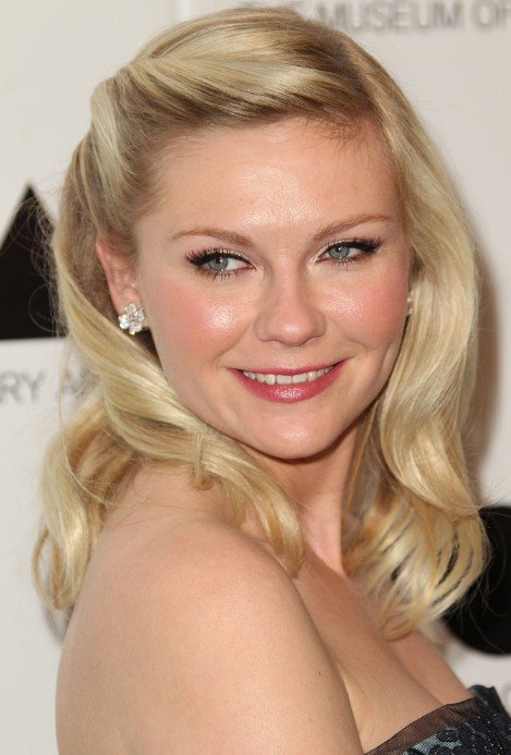 Hair Style for Women  Kirsten Dunst Medium Hair