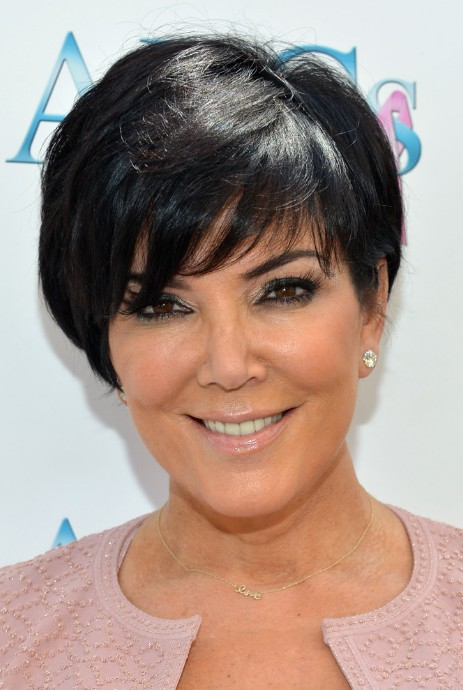Kris Jenner Hairstyle for Women Over 50 /Getty Images