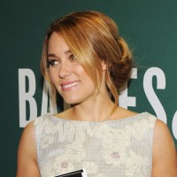 Lauren Conrad Lovely Cute Bobby Pinned updo