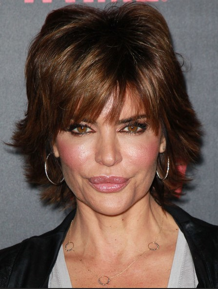 Layered Razor Haircuts for women over 30s