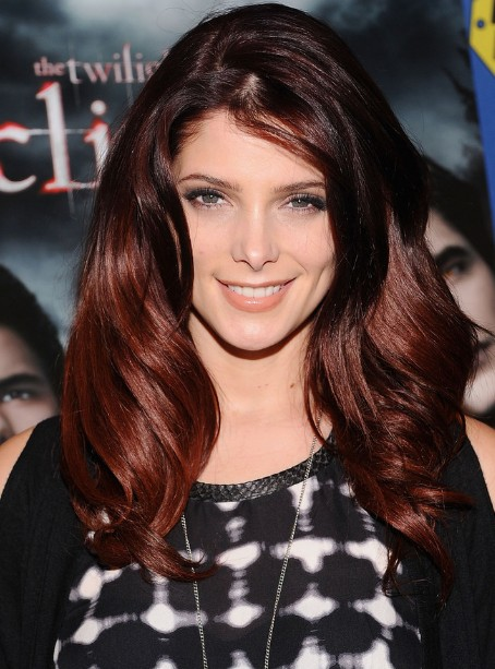 Layered Red Ombre Hair – Hairstyles 2013