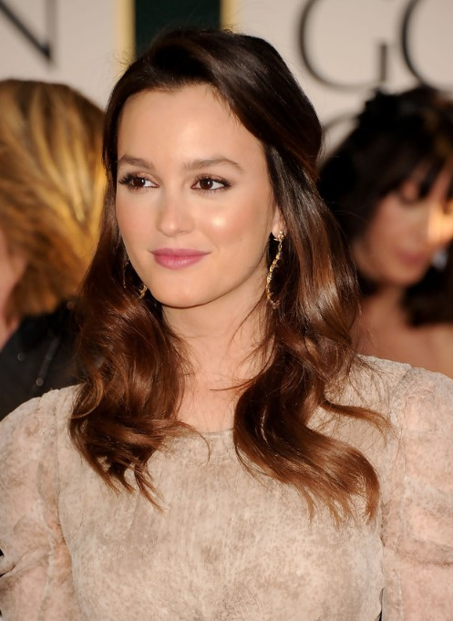Leighton Meester Cute Long Hairstyles for Women