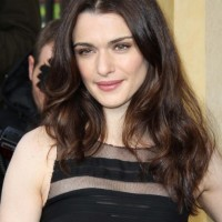 Rachel Weisz Long Layered Hairstyles