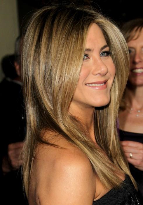 Miraculous Jennifer Aniston Long Length Hairstyles Hairstyles Weekly Short Hairstyles Gunalazisus