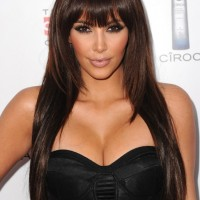 2013 Long Sleek Hairstyles for Women