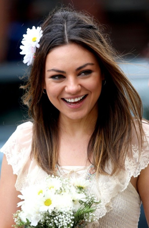 Latest Long Straight Wedding Hairstyles Hairstyles Weekly
