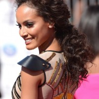 Loose Curly Ponytail Hairstyles for Women
