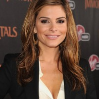 Maria Menounos Cute Long Wavy Hairstyle
