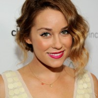 Medium Length Ombre Hair from Lauren Conrad