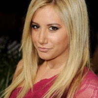 Ashley Tisdale No Fuss Long Hair Styles
