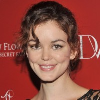 Nora Zehetner Messy Curly Updo