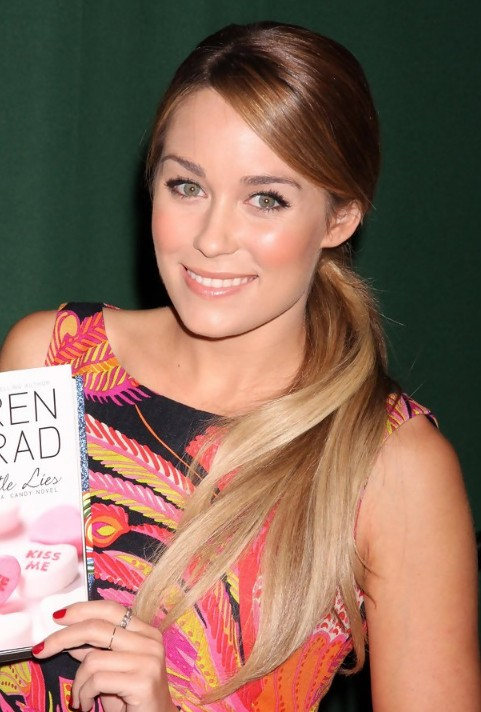 Ombre Hair Color Trends Lauren Conrad Ombre Hair Hairstyles Weekly