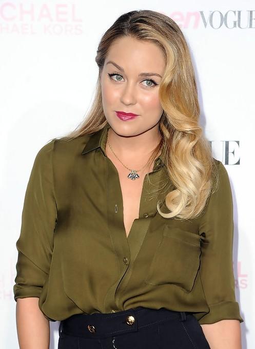 Ombre Hair Trend: Lauren Conrad Ombre Hair