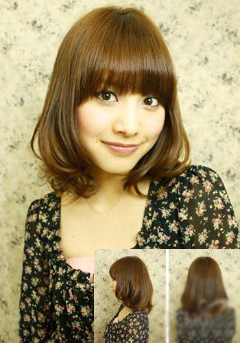 2013 Popular Asian bob haircut