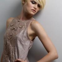 Popular Feminine Short Haircuts 2013