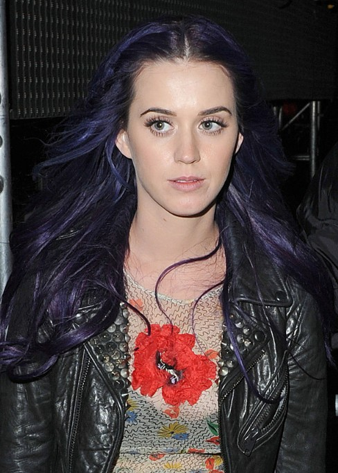 Cool Purple Hairstyles For Long Hair Hairstyles Weekly Short Hairstyles Gunalazisus