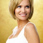 Cute Short Bob Haircut for Women - Short Hairstyles for 2014
