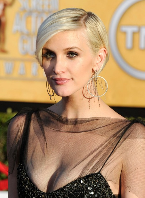 2013 Short Sleek hairstyle for women