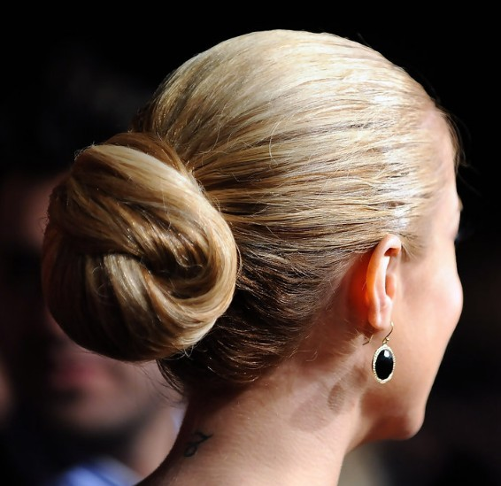 Sleek Knotted Updo Hairstyle For Any Occasion Hairstyles Weekly