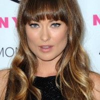 Sleek ombre hair from Olivia Wilde 200x200 رنگ موی سال 2013